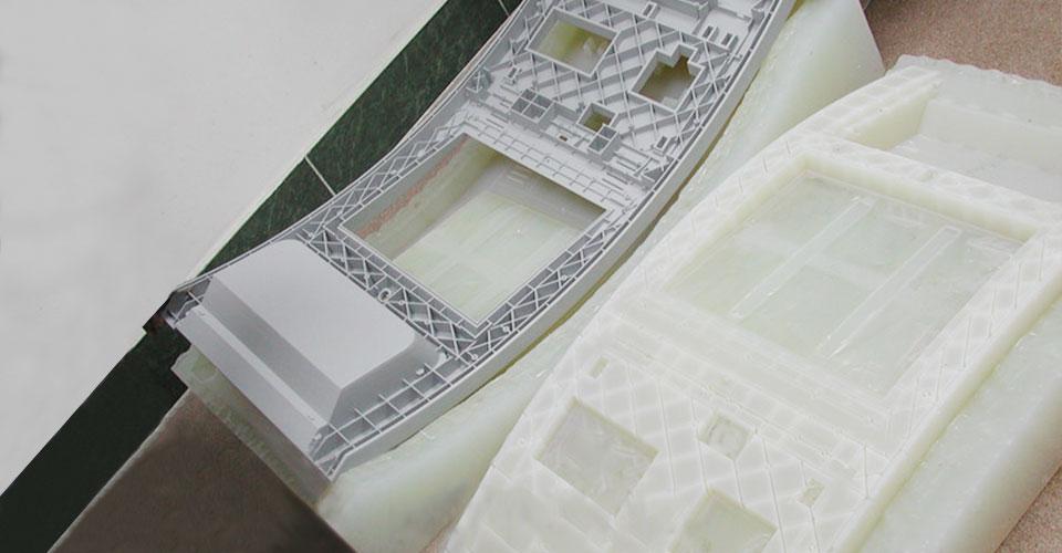 polyurethane casting