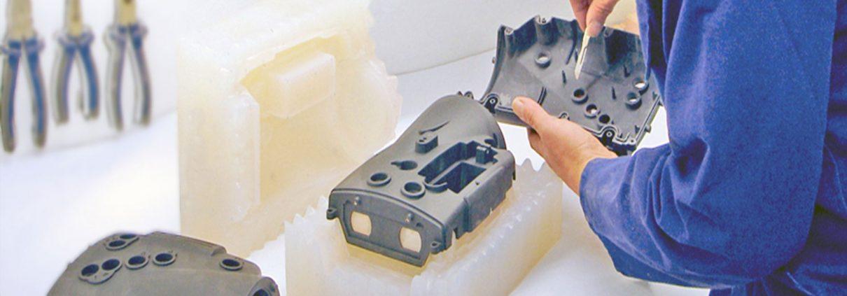 vacuum casting polyurethane casting banner