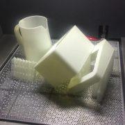 SLA 3D Printing For Plastic Rapid Prototyping