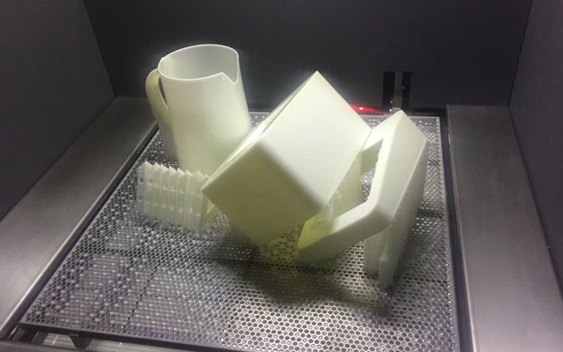 SLA 3D Printing For Plastic Rapid Prototyping