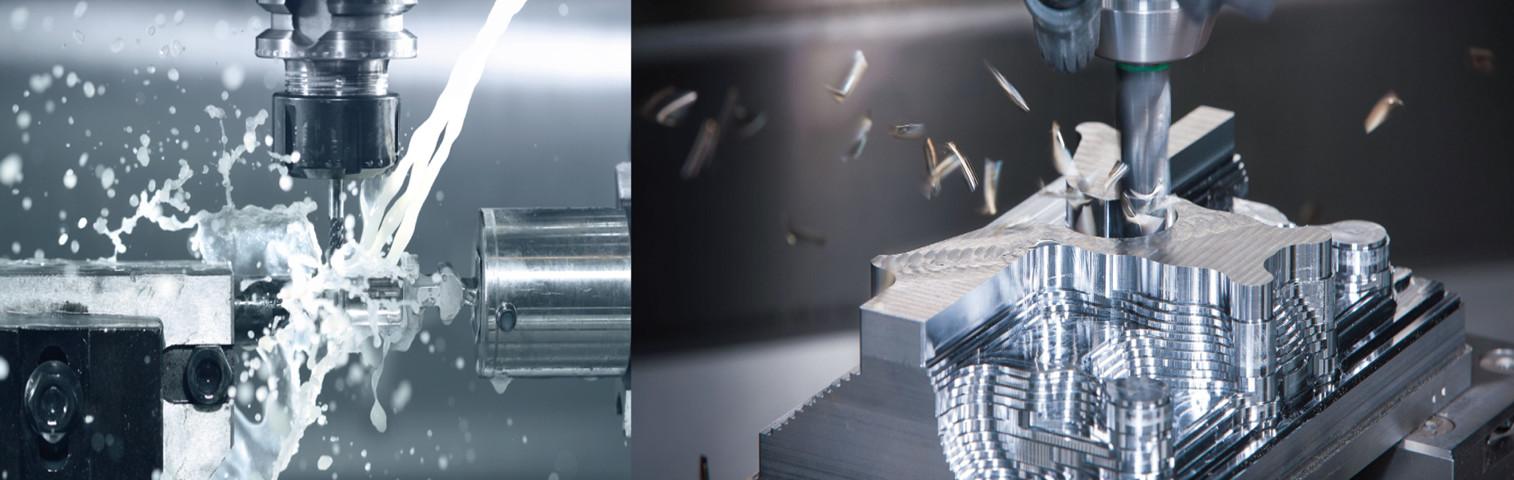 CNC Machining Prototyping