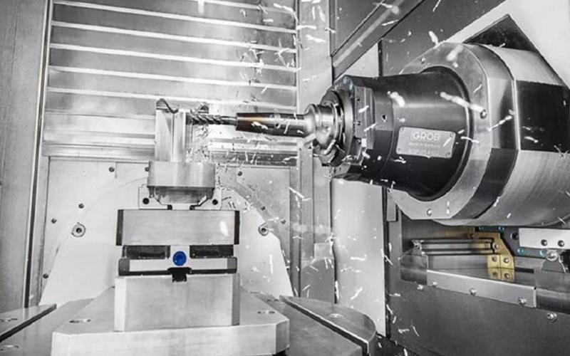 CNC Machining Metal Parts